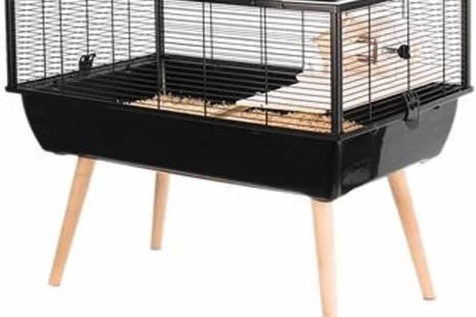 hamsterkooi op poten