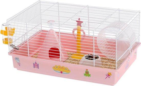 Ferplast Hamsterkooi Criceti 9 Princess 46x29.5x23 cm 57009062