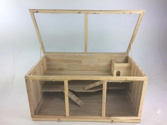 Hamsterkooi Met 3 Verdiepingen