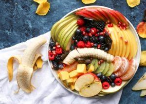 Fruit voor hamster