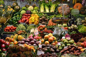 groente en fruit voor hamster